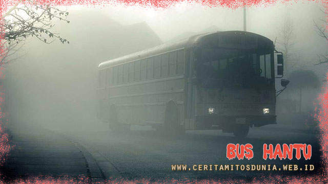 Legenda Bus Hantu