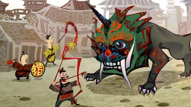 Legenda Monster Nian 04