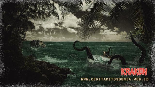 Mitos Kraken - Sang Penguasa Lautan