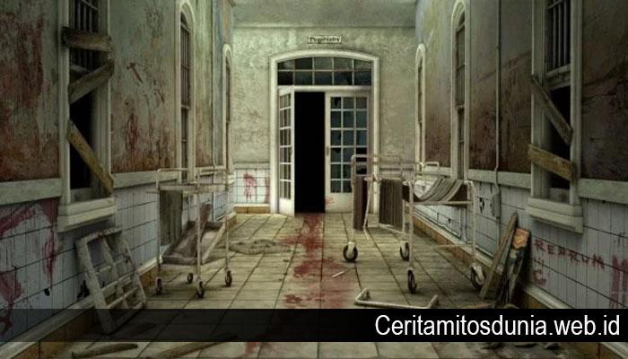 Rumah Sakit Paling Horor dan Angker di Dunia