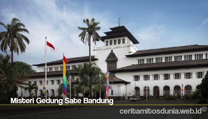 Misteri Gedung Sate Bandung