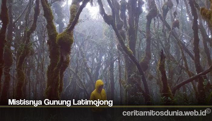 Mistisnya Gunung Latimojong