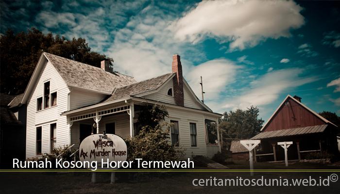 Rumah Kosong Horor Termewah