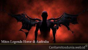 Mitos Legenda Horor di Australia